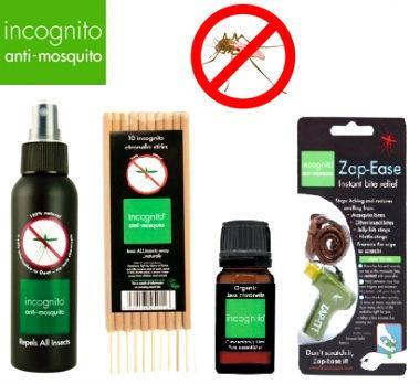 Инкогнито от комаров статья